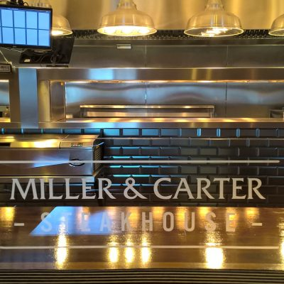 Miller & Carter Steak House