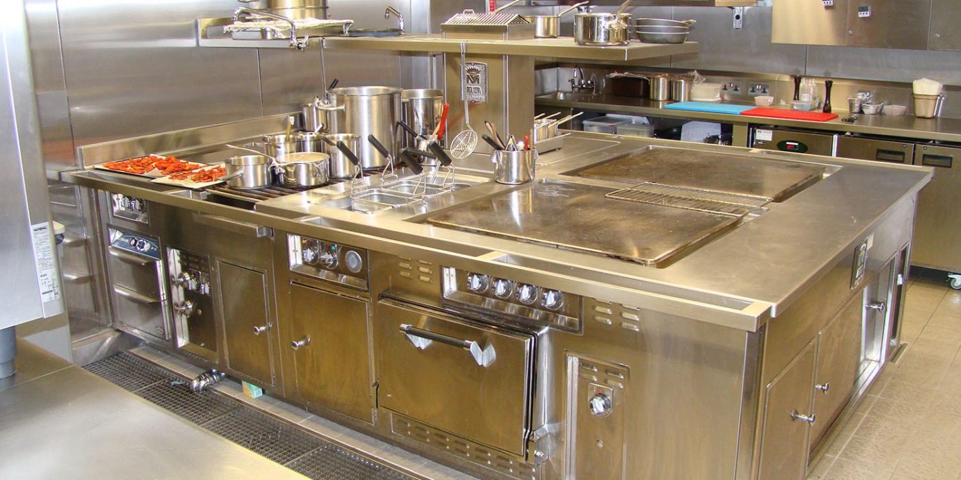 Food Equipment Repair : Commercial catering supply installation and project
